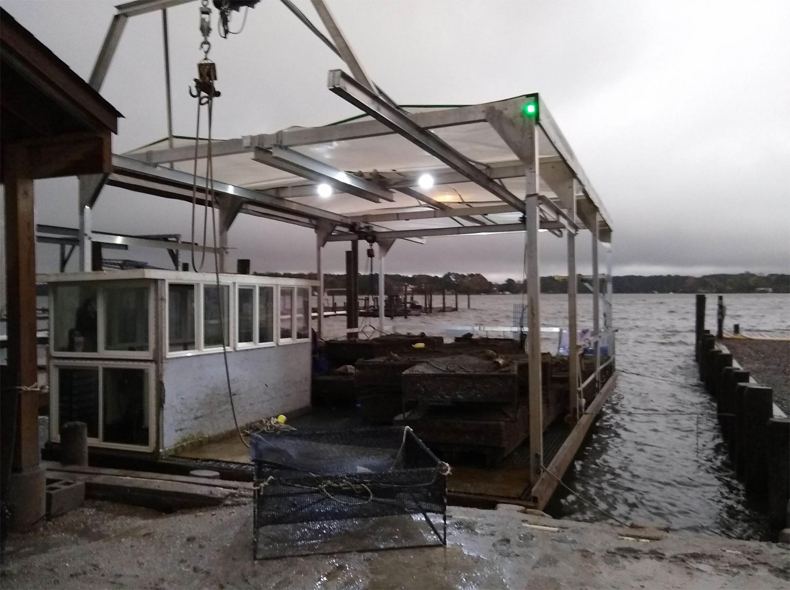 Ward Oyster Company - Aquaculture Oyster Farm - Gloucester Virginia